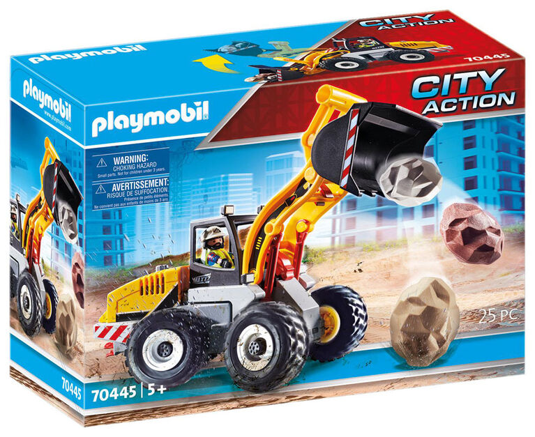 Playmobil - Wheel Loader