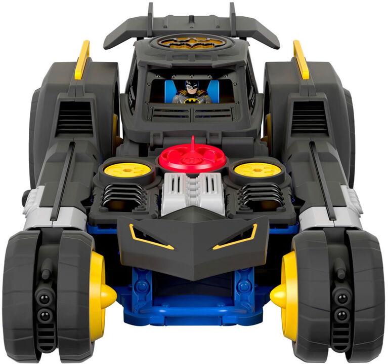 Fisher-Price Imaginext DC Super Friends Transforming Batmobile R/C