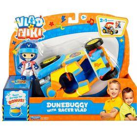Vlad and Niki - Dunebuggy with Racer Vlad Vehicle and Figure