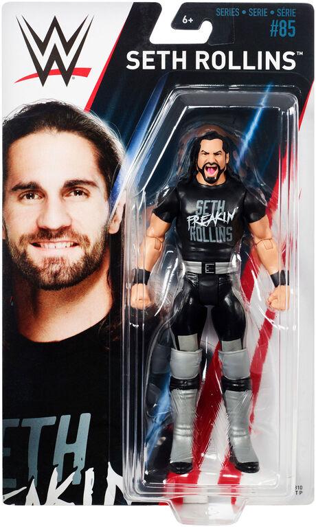 WWE - Série 85 - Figurine de base - Seth Rollins.