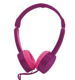 Polaroid Kids Volume-Limiting Headphones - Pink