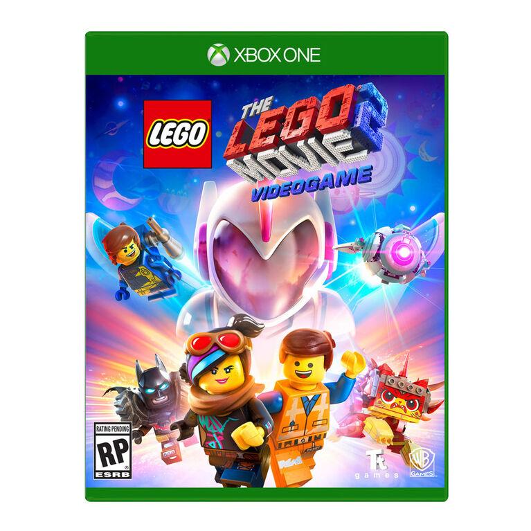 Xbox One the Lego Movie 2 Videogame