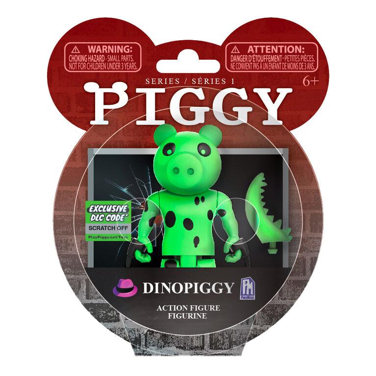 """Dinopiggy 3.75"""" Figurine"""