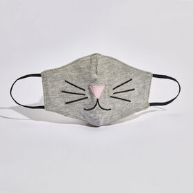 kidcare - Cloth Face Masks Premium 1-pack  – Kitty Cat