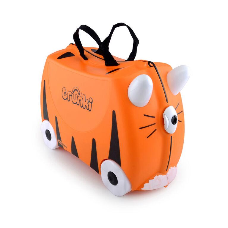 Trunki Ride-On-Suitcase - Tipu Tiger