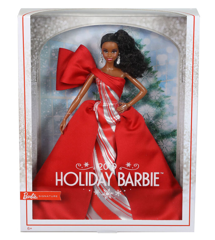Poupee Barbie Noël 2019