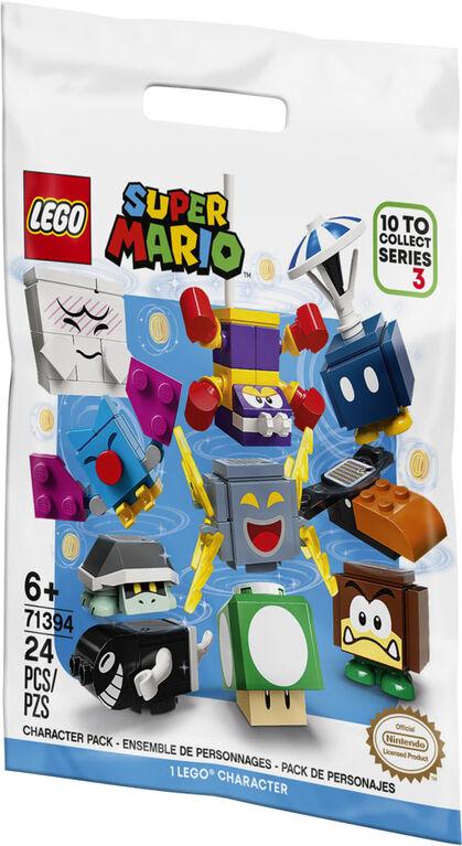 LEGO Super Mario Ensembles de personnage - Série 3 71394