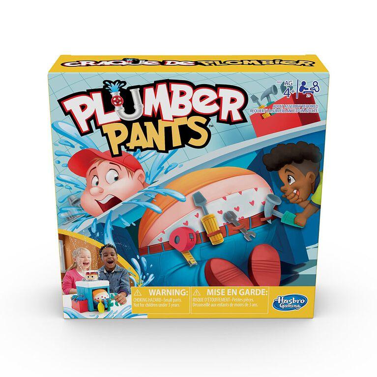 Hasbro Gaming - Plumber Pants Game