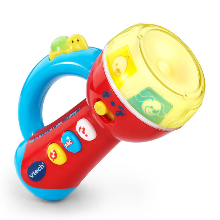 Vtech - Spin & Learn Flashlight - English Edition