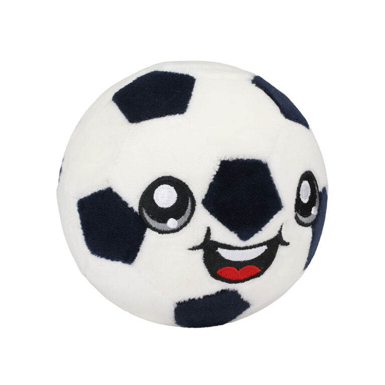 Squeezamals - 35? Creatures and Sports Balls - Jose Soccer Ball