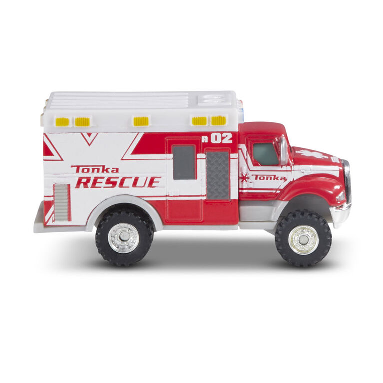 Tonka Diecase 3Pk Rescue