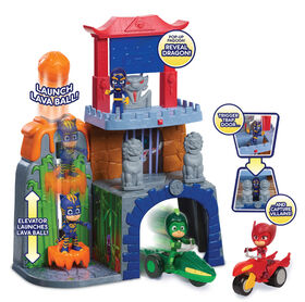 PJ Masks Mystery Mountain Playset