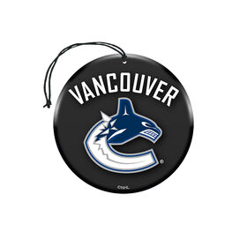 Vancouver Canucks Paper Air Freshener 3 Pack