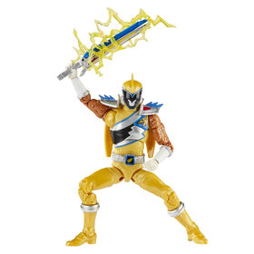 Power Rangers: 6-Inch Lightning Collection Collectible Gold Ranger