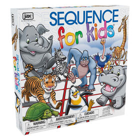 Sequence Game for Kids - styles may vary