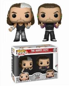 Funko POP! TV: WWE - Hardy Boyz Vinyl Figure