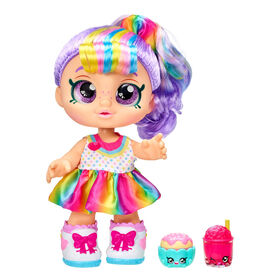 Kindi Kids - Les amis de la collation - Rainbow Kate