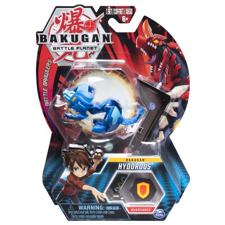 Bakugan, Dragonoid, Créature transformable à collectionner de 5 cm