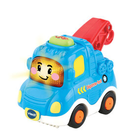 VTech Go! Go! Smart Wheels Tow Truck - French Edition