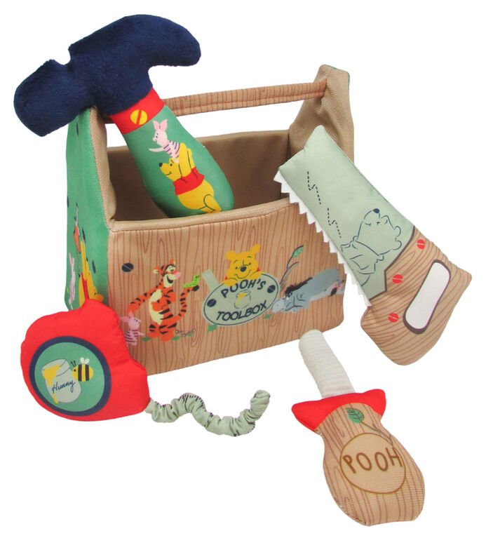Disney Winnie the Pooh Toolbox