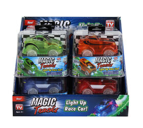 Magic Tracks Car