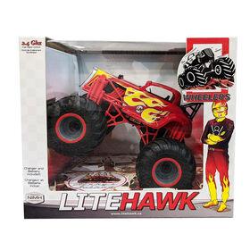 LiteHawk Henry's Hot Rod Big Wheelers