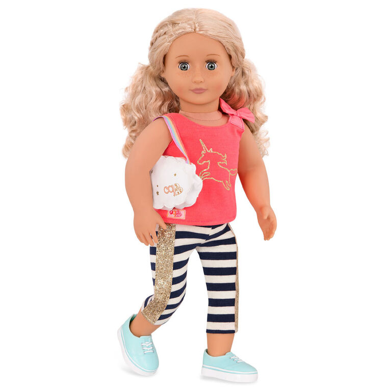 Our Generation, Wish Come True, Unicorn Outfit for 18-inch Dolls