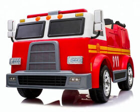 Kidsquad Camion de Pompier 12V