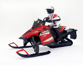 1:6 RC Yamaha Snowmobile