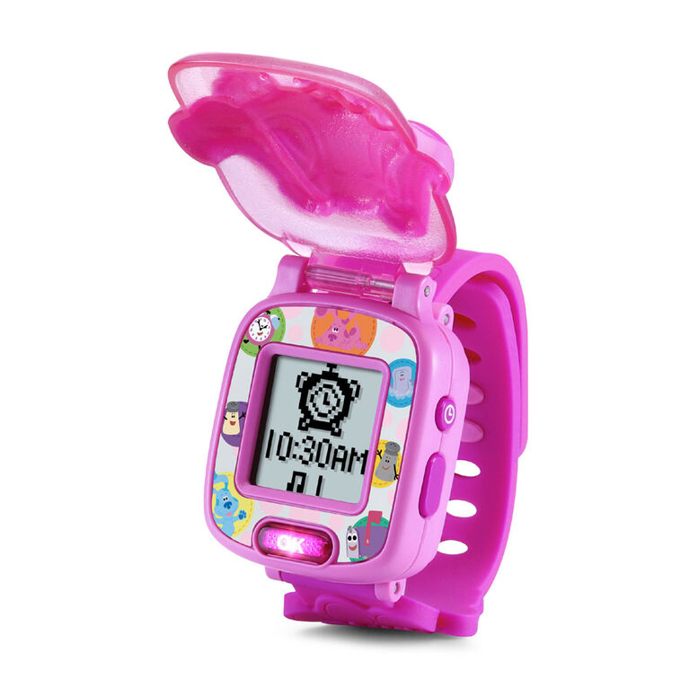 LeapFrog Blue's Clues & You! Magenta Learning Watch - English Edition