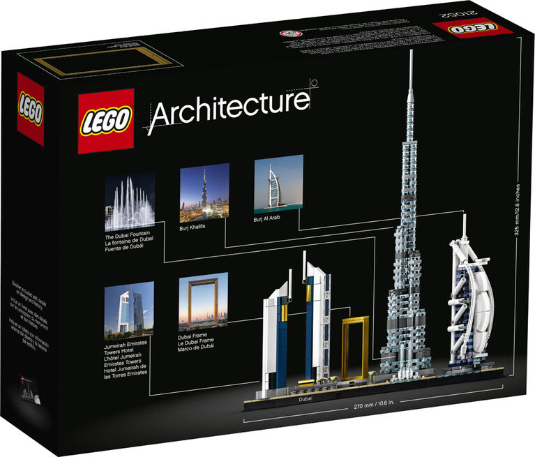 LEGO Architecture Dubaï 21052