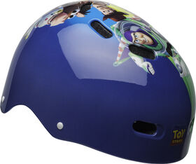 Toy Story - Child Multisport Helmet - Fits head sizes 50 - 54 cm