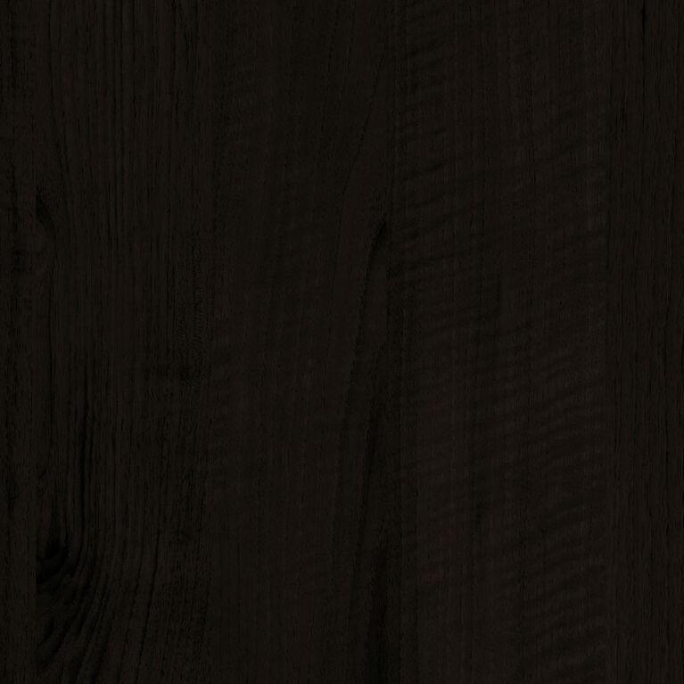 Lazer Mate's Platform Storage Bed with 3 Drawers- Black Onyx