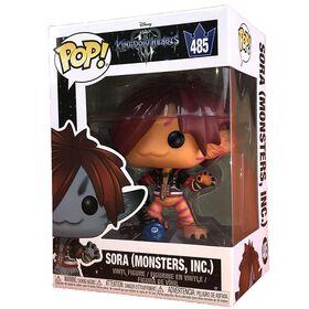 Funko POP! Disney: Kingdom Hearts 3 - Sora (Monsters Inc.) Vinyl Figure - R Exclusive