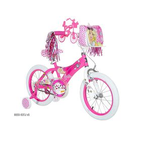 Dynacraft Barbie Bike - 16 inch