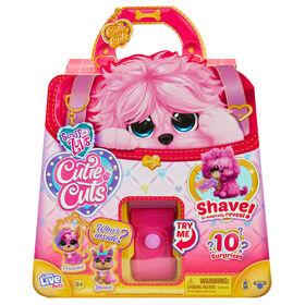 Scruff A Luv'' Cutie Cuts Pink