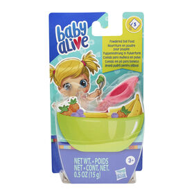 Baby Alive Powdered Doll Food Refill