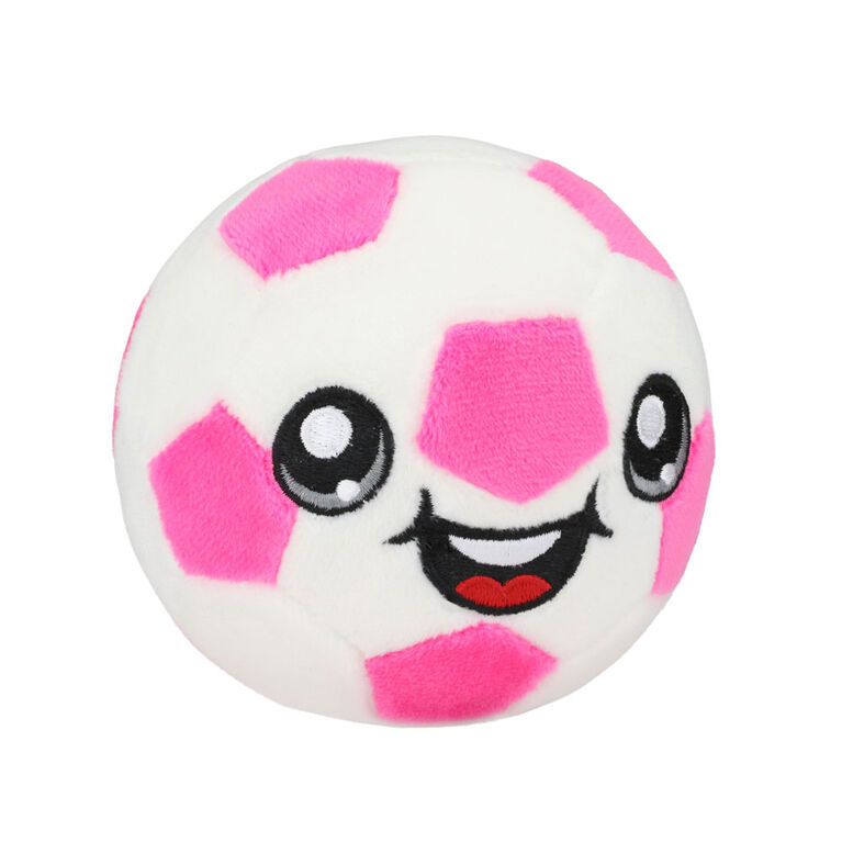 Squeezamals - 35? Creatures and Sports Balls - Jamie Soccer Ball