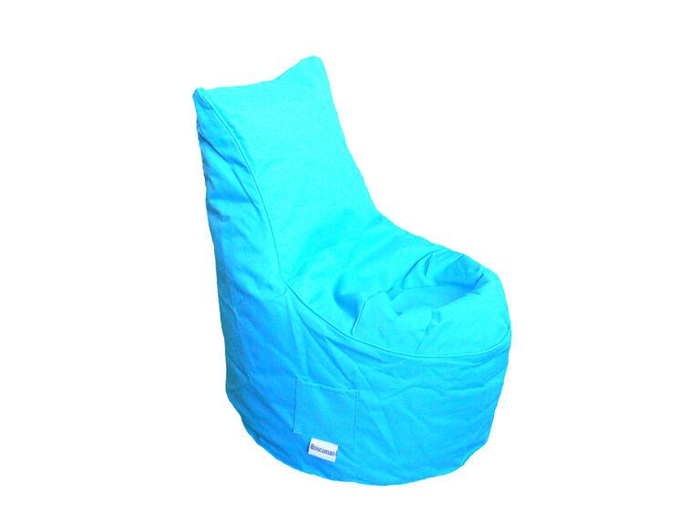 Boscoman - Euro Style Bean Bag - Blue