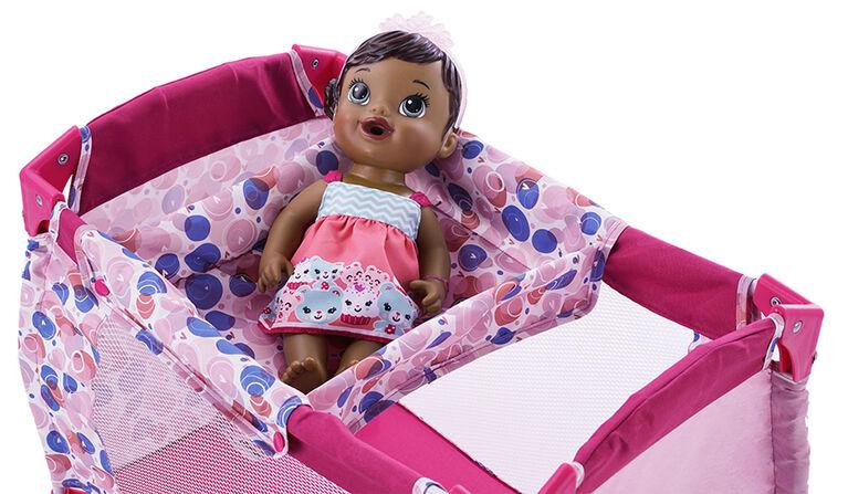 Parc pour poupée de Baby Alive - Notre Exclusivité