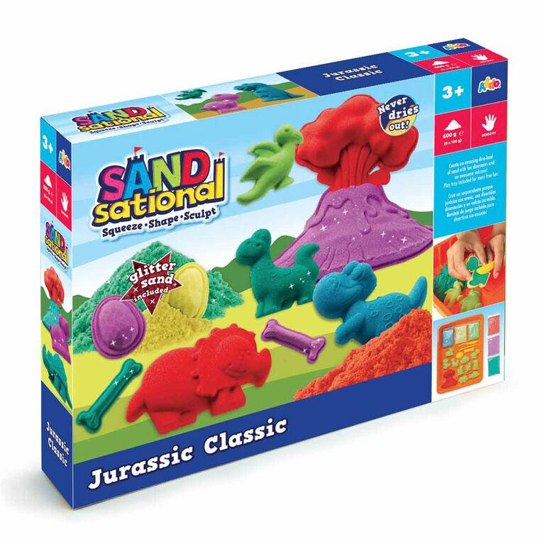 Sandsational Jurassic Classic Set - R Exclusive