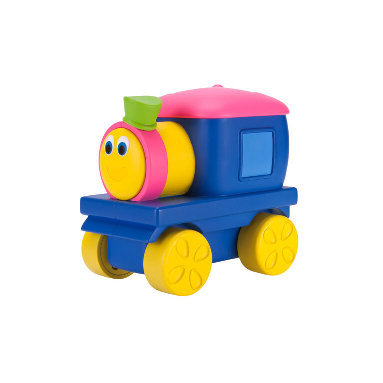 Bob le train Push Zoom Zoom Pal