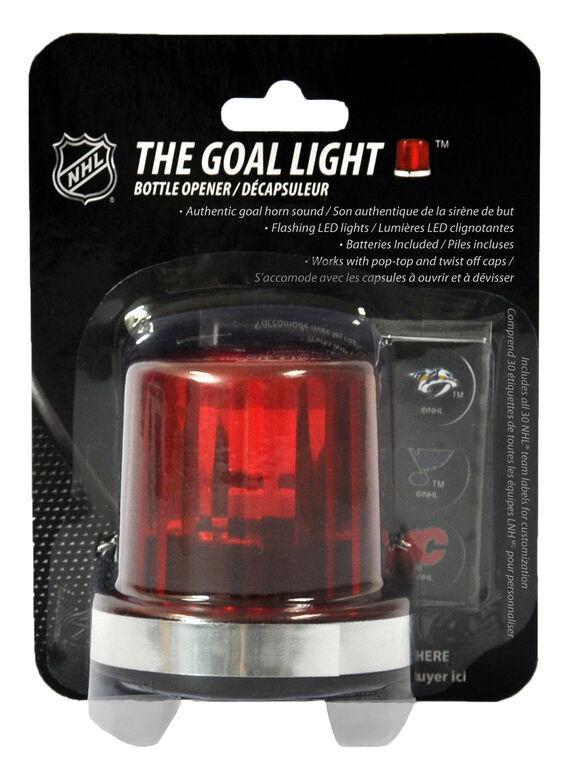 The Goal Light Bottle Opener