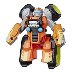 Playskool Heroes Transformers Rescue Bots Academy Rescan Brushfire