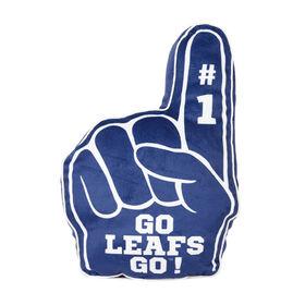 NHL Toronto Maple Leafs Ultimate Fan Finger Pillow