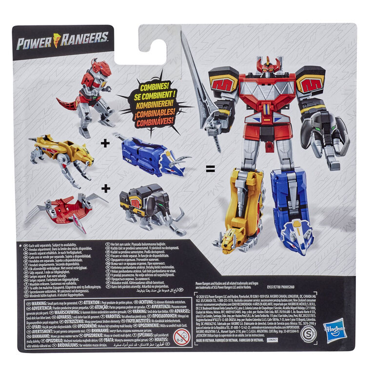 MULTI-LISTING Power Rangers Mighty Morphin Megazord Limbs /& Parts Accessories