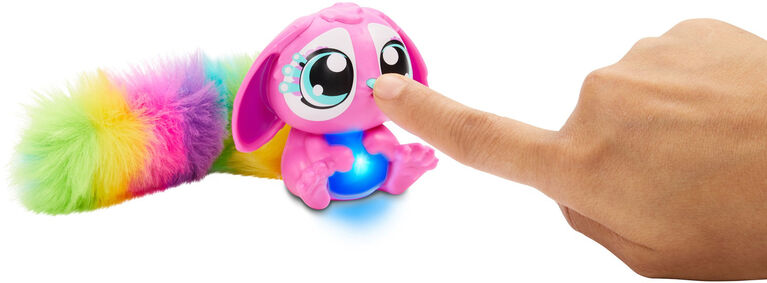 Lil' Gleemerz Babies Pink Figure