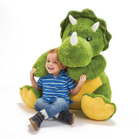 "Snuggle Buddies 31.5"" Jumbo Dino Digby - R Exclusive"