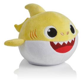 Pinkfong - Poupée dansante Bébé requin - Par WowWee
