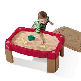 Step2 - Naturally Playful Sand Table